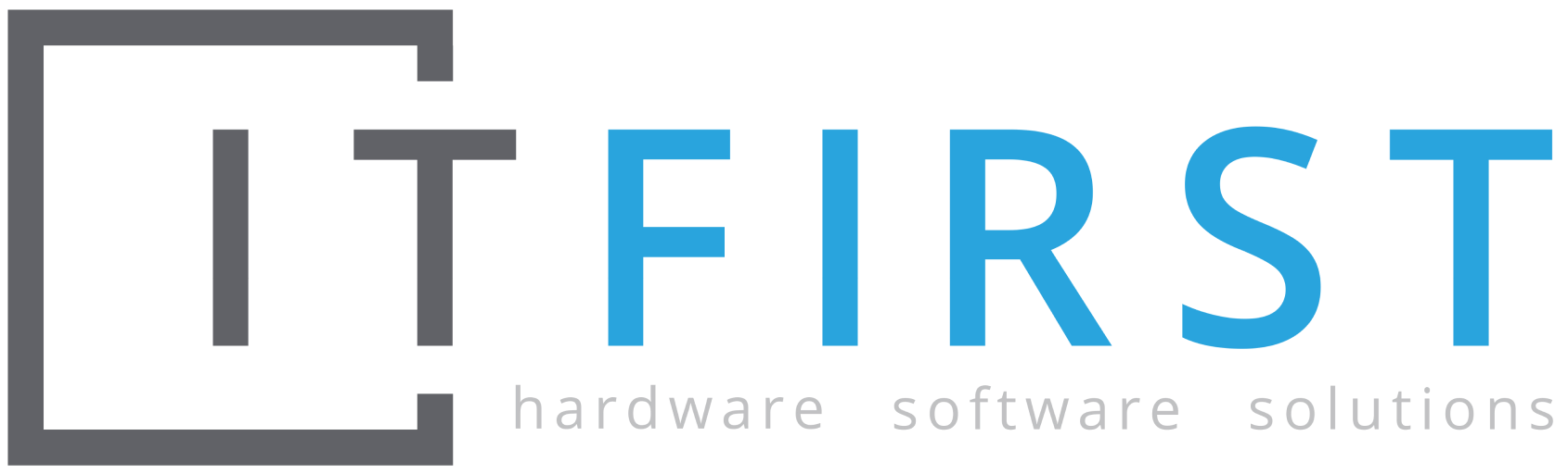 Logo of IT FIRST